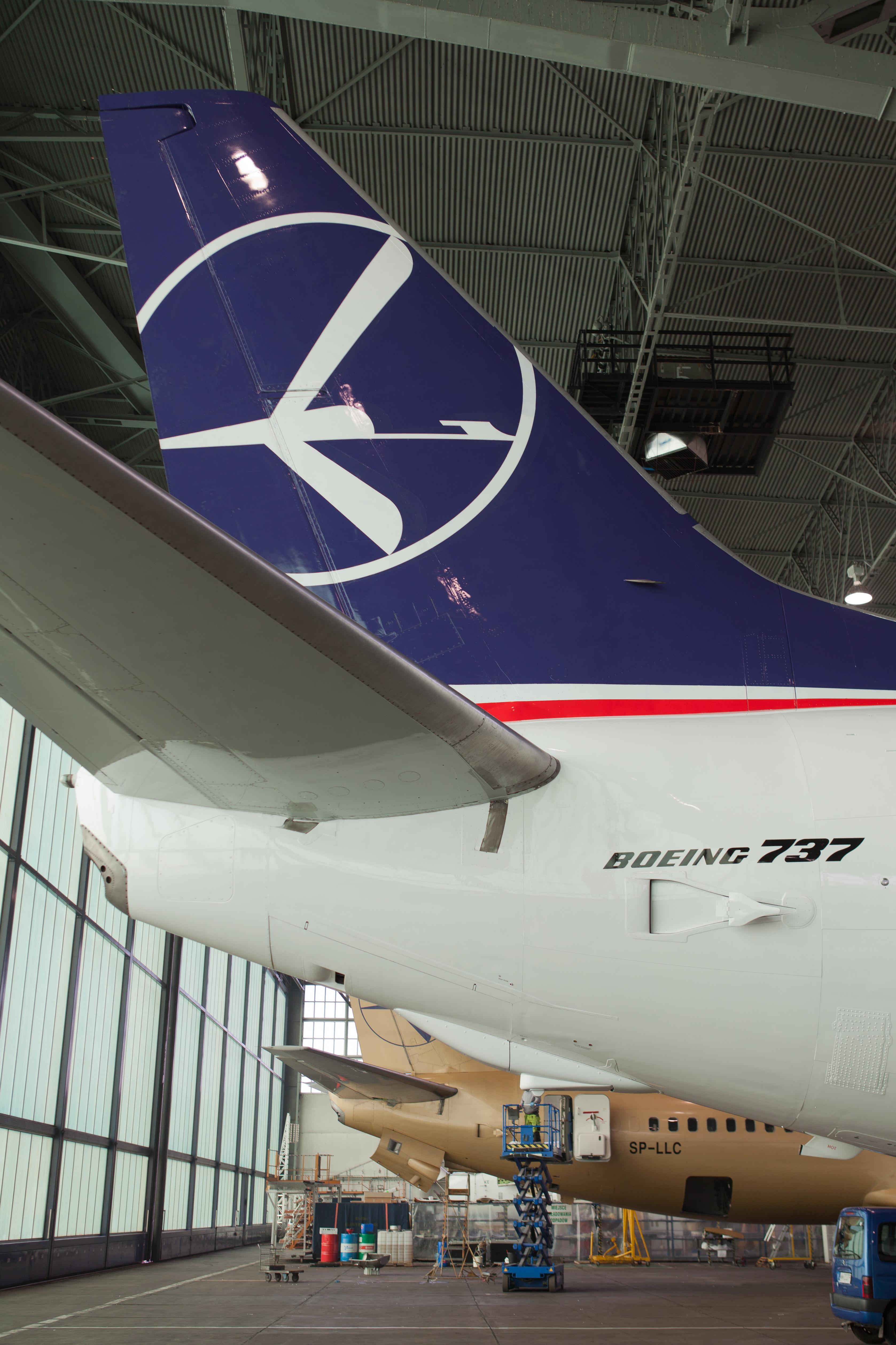LOT+Boeing+737+3