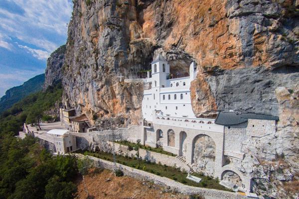 Czarnogora Ostrog