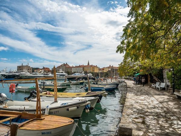 Czarnogora Budva