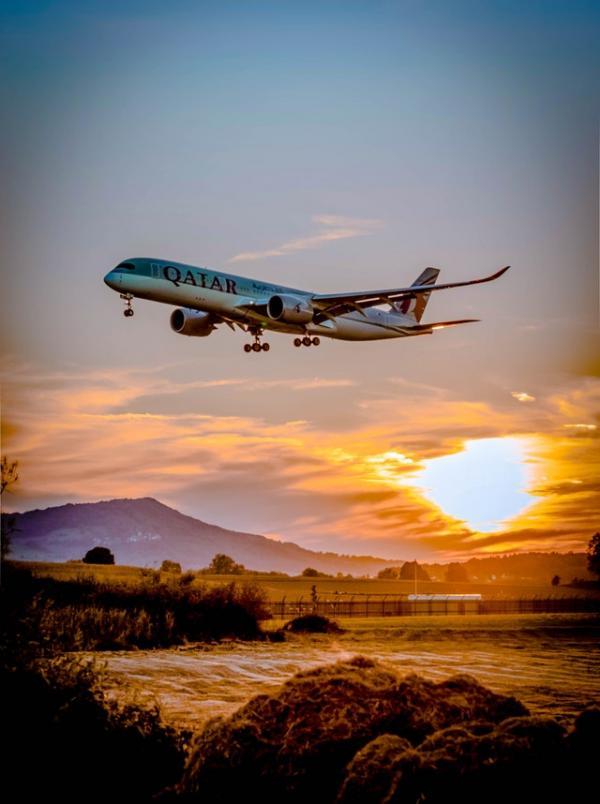 AirHelp Najlepsze linie lotnicze na wakacje Quatar