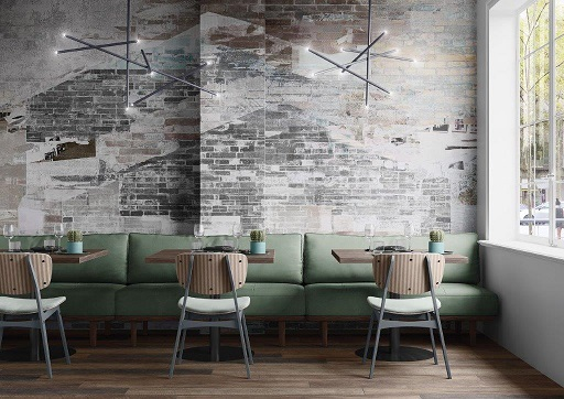 Tapety Tecnografica Italian Wallcoverings wzor BERLIN mat. Carpet Studio