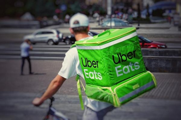 UE Food Delivery Courier
