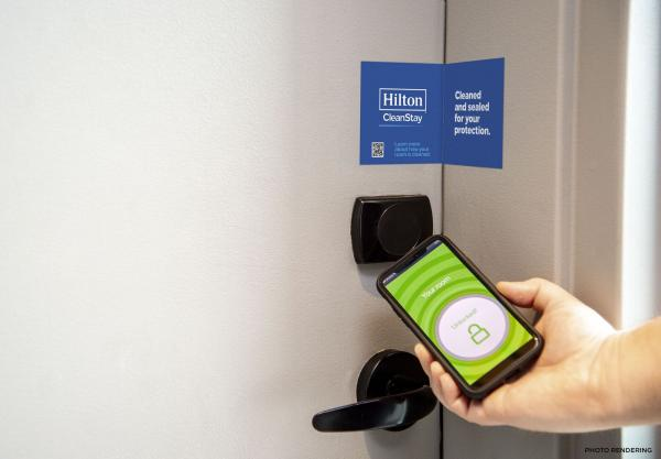 Hilton CleanStay 2