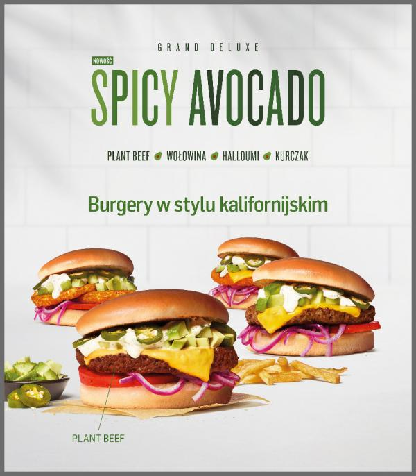 MAX BURGERS 2020 LOR 10026 Spicy Avocado