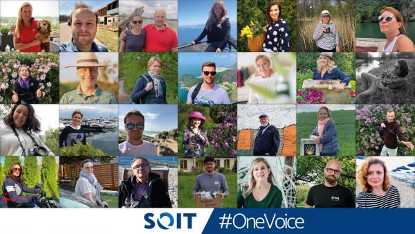 SOIT One Voice Kolaz 16x9