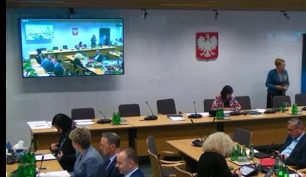 Sejm komisja