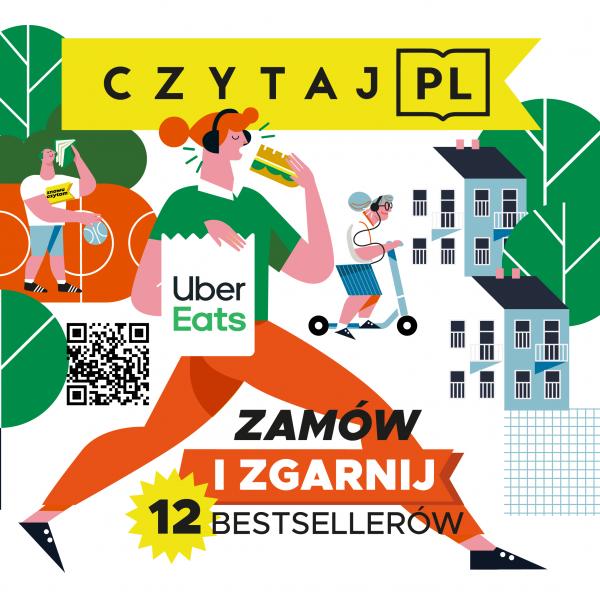 CzytajPL Uber Eats insta woman2x