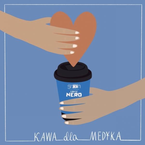 kawa dla medyka