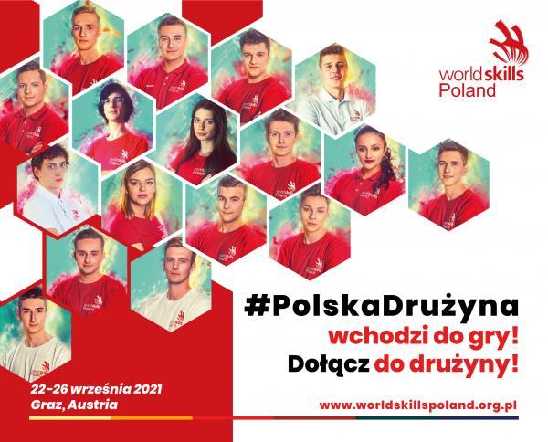 EuroSkills 2021 Graz Polska Druzyna wchodzi do gry