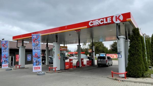 Stacja Circle K Lubawa